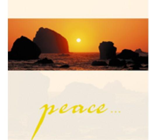CD Card - Peace Beach