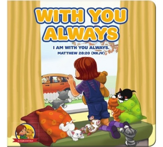 With You Always - An Amalie & Mr. B