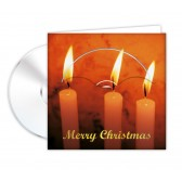 Greeting Card: Candles