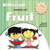 Different Kinds of Fruit
