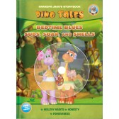 Dino Tales w/DVD--Bedtime Blues/Suds, Soap and Shells