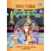 Dino Tales w/DVD--Manners Castle/Christmas Chest