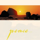 CD Card - Peace Beach