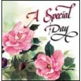 CD Card - Special Day