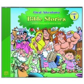 Great Adventures Bible Stories, Part 1