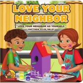 Love Your Neighbour - An Amalie & Mr. B