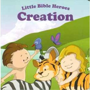 Little Bible Heroes - Creation