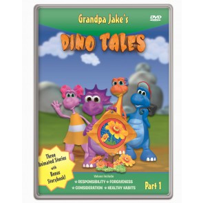 Dino Tales, Part 1