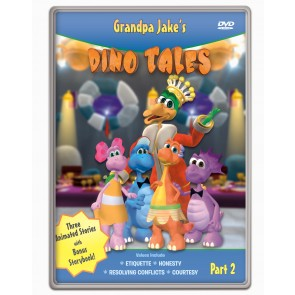 Dino Tales, Part 2