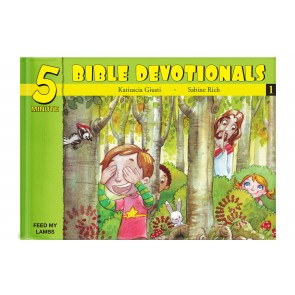 5 Minute Bible Devotionals #1