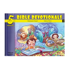 5 Minute Bible Devotionals #2