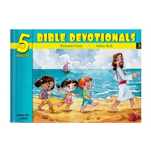 5 Minute Bible Devotionals #3
