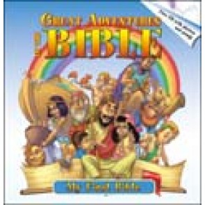 Great Adventures Bible w/CD