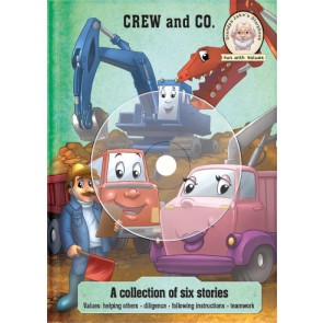 Crew & Co. (with Dramatized Story CD)