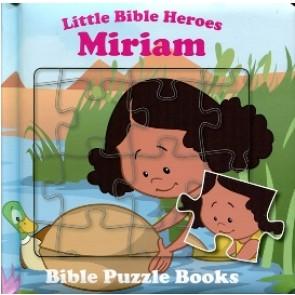 Little Bible Heroes - Miriam