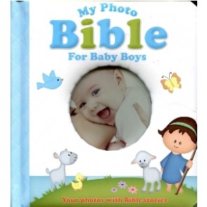 My Photo Bible for Baby Boys