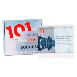 101 Mottos for Success with Bible Scriptures
